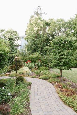 Inn on Randolph: Our Gardens