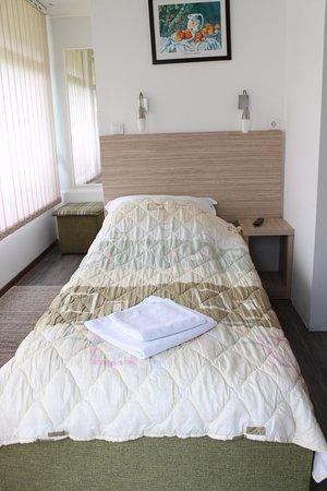 Vranje, Serbia: Jednokrevetna soba/Single bed room, Park Gate