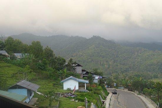 Moni, Indonesia: Prima uitzicht