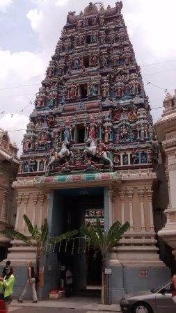 Sri Maha Mariamman Temple - AMROCK