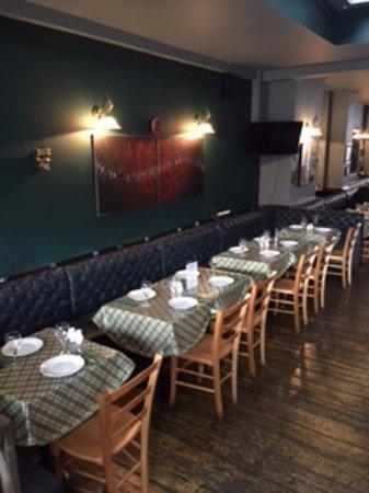 Giovanni S Restaurant City Road London