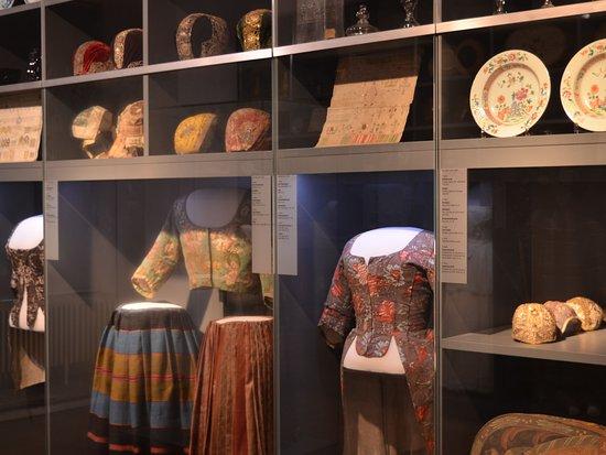 Jever, Tyskland: Sammlung im Schlossmuseum