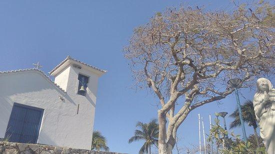 Igreja de Sant'Ana : Vista da frente da igreja