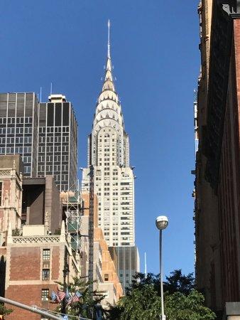 Chrysler Building Photo