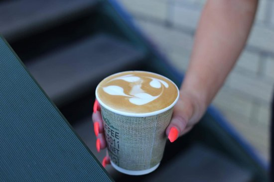 Hastings Point, Australia: Coffee for you !?