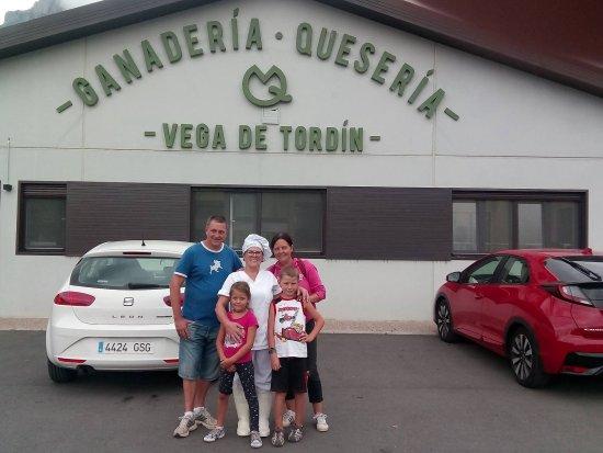 Queso Cabrales Quesería Vega de Tordin