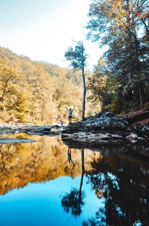 Sweetwater Creek State Park: Yo , en sweet water
