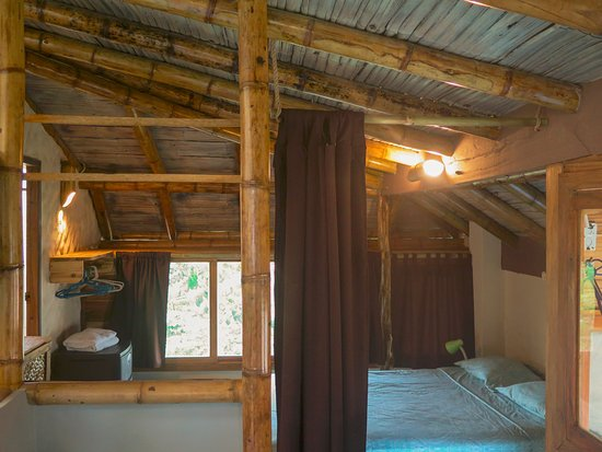 Ayampe, Ecuador: Bedroom in Penthouse Suite - Mar