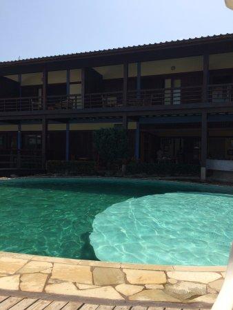 Charme Hotel: Quartos com varanda