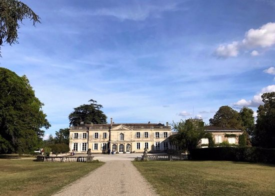 Le Taillan-Medoc, France: Chateau