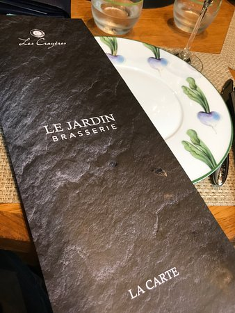 Restaurant le jardin les cray res dans reims avec cuisine for Restaurant avec jardin dans le 92