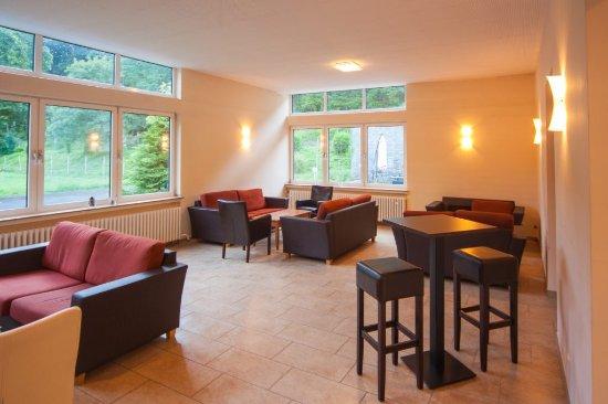 Escape Room Mosel: Sitzmöglichkeiten
