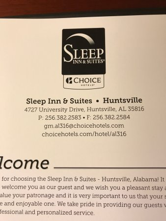 Sleep Inn & Suites Huntsville: photo0.jpg