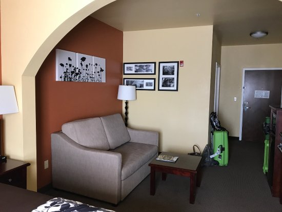 Bilde fra Sleep Inn & Suites Huntsville Near U.S. Space & Rocket Center