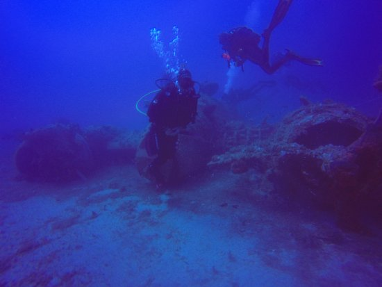 Blue Fin Divers Naxos Greece 사진