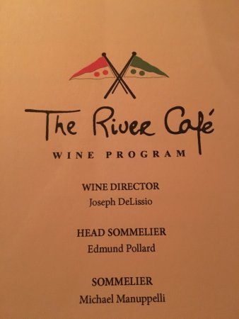 The River Cafe: photo7.jpg