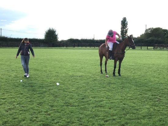 Winkfield, UK: La Brava Polo