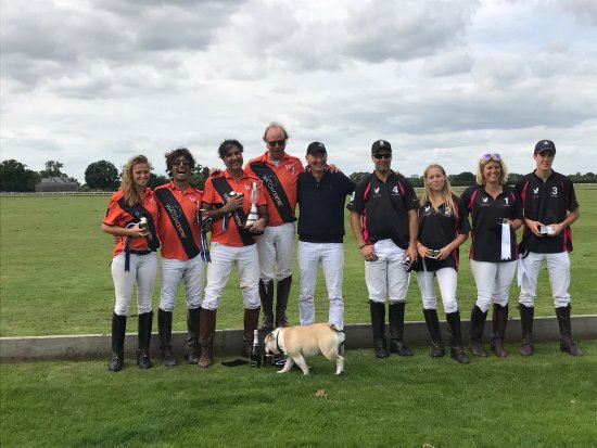 Winkfield, UK: La Brava Polo