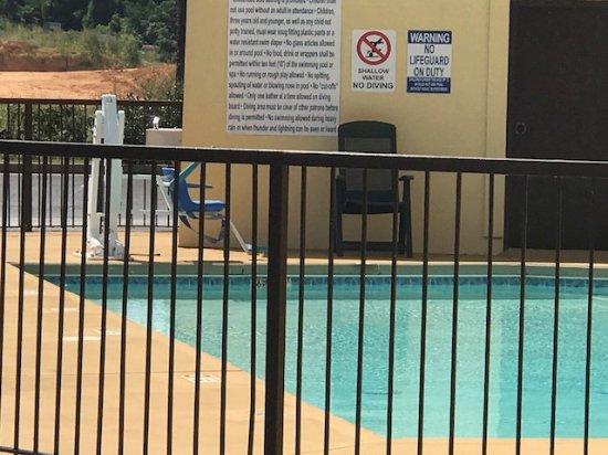 Grovetown, Géorgie : Swimming Pool