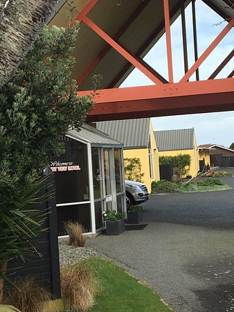 Hawera, New Zealand: Pleasant outdoor areas