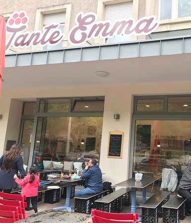 Photo1 Jpg Picture Of Tante Emma Cafe Am Zoo Karlsruhe
