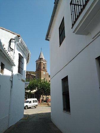 Higuera de la Sierra, Spanien: Iglesia de San Sebastian