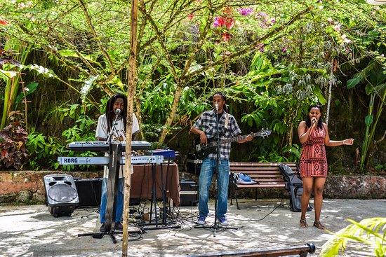 Fond Doux Plantation & Resort: Live Entertainment