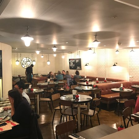 Gourmet Burger Kitchen London Jubilee Place Canary Whrf