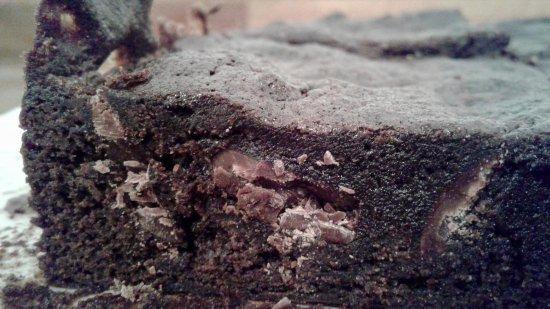 Murchison, New Zealand: Chocolate Brownie
