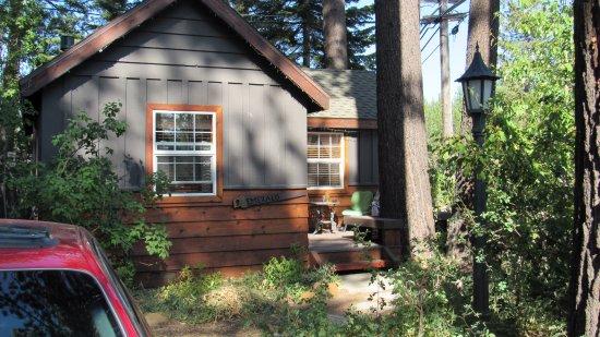 Tahoe Vista, Kalifornia: Our cottage