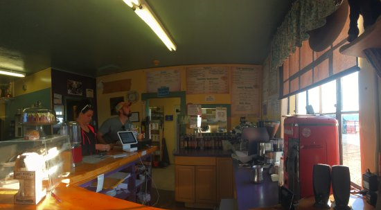 Fairplay, CO: Java Moose Interior
