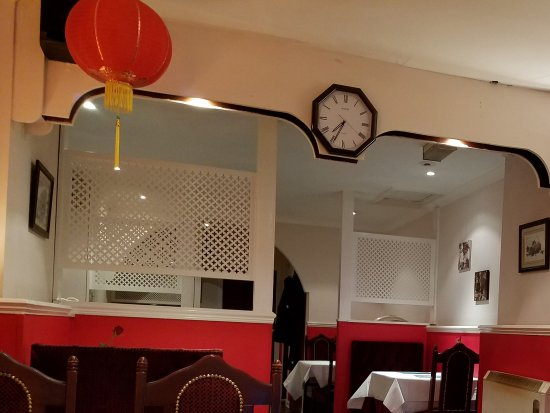 Crystal Palace Chinese Restaurant Oban