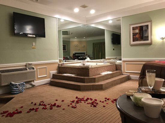 Inn of the dove bensalem updated 2017 prices hotel - Inn of the dove swimming pool suite ...