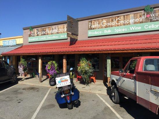 Twisp, Ουάσιγκτον: Glover Street Market - Go, Eat, love it !