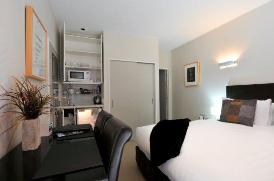 Pounamu Apartments: Studio Room - No Views with Kitchenette