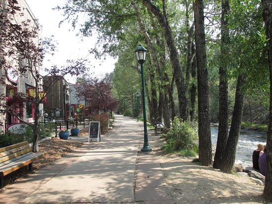 Image result for downtown estes park