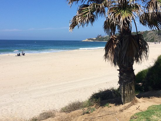 Salt Creek Beach: A lovely beach filled with tons of surfers and beach goers. A great beach for all.