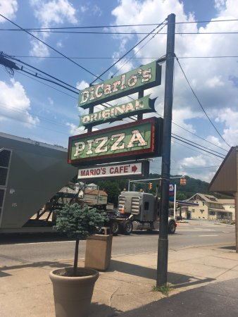 Dicarlo's Original Pizza Shop