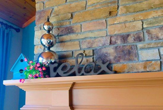 Benaaron Guest House: relax
