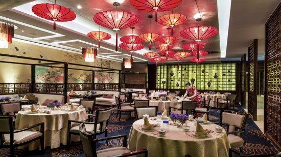 Tangshan, Çin: Tang Yuan Chinese Restaurant