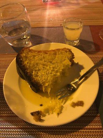 Amazing napolitan food