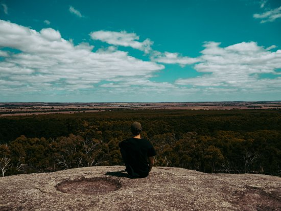 Geelong, Australia: You Yangs