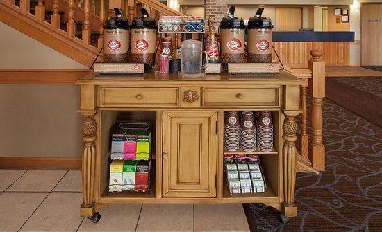 Webster City, IA: Coffee Bar