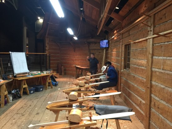 Canadian Canoe Museum: photo1.jpg