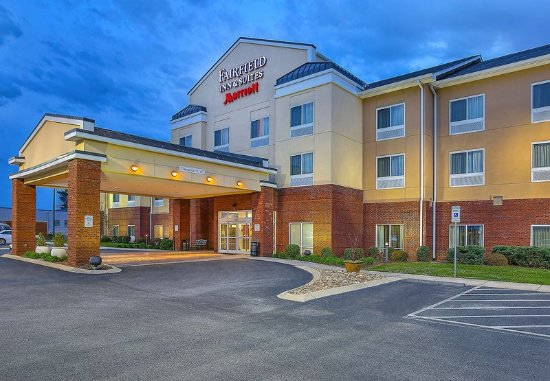 Fairfield Inn & Suites by Marriott Cookeville: Exterior