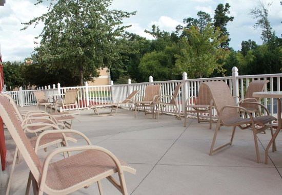 Archdale, Carolina del Norte: Outdoor Patio