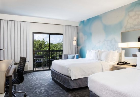 Coral Springs, FL: Queen/Queen Guest Room with Balcony