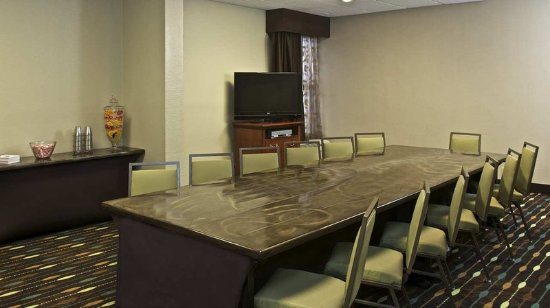 Hampton Inn Evansville: Meeting Room