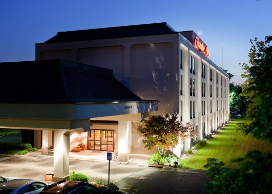 Ridgefield Park, Nueva Jersey: Hotel Exterior