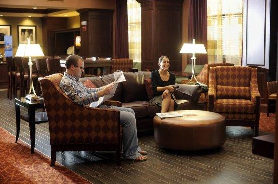 Hampton Inn & Suites Chadds Ford : Lobby